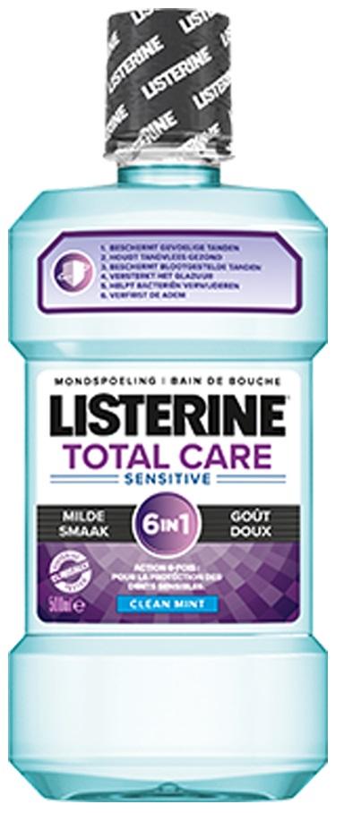 Listerine total care sensitive 500ml