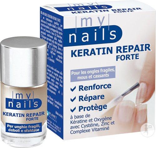 My Nails Keratin Repair Forte Fl 10ml