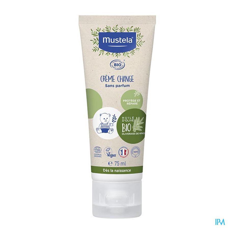 Mustela Bio Creme Change 75ml