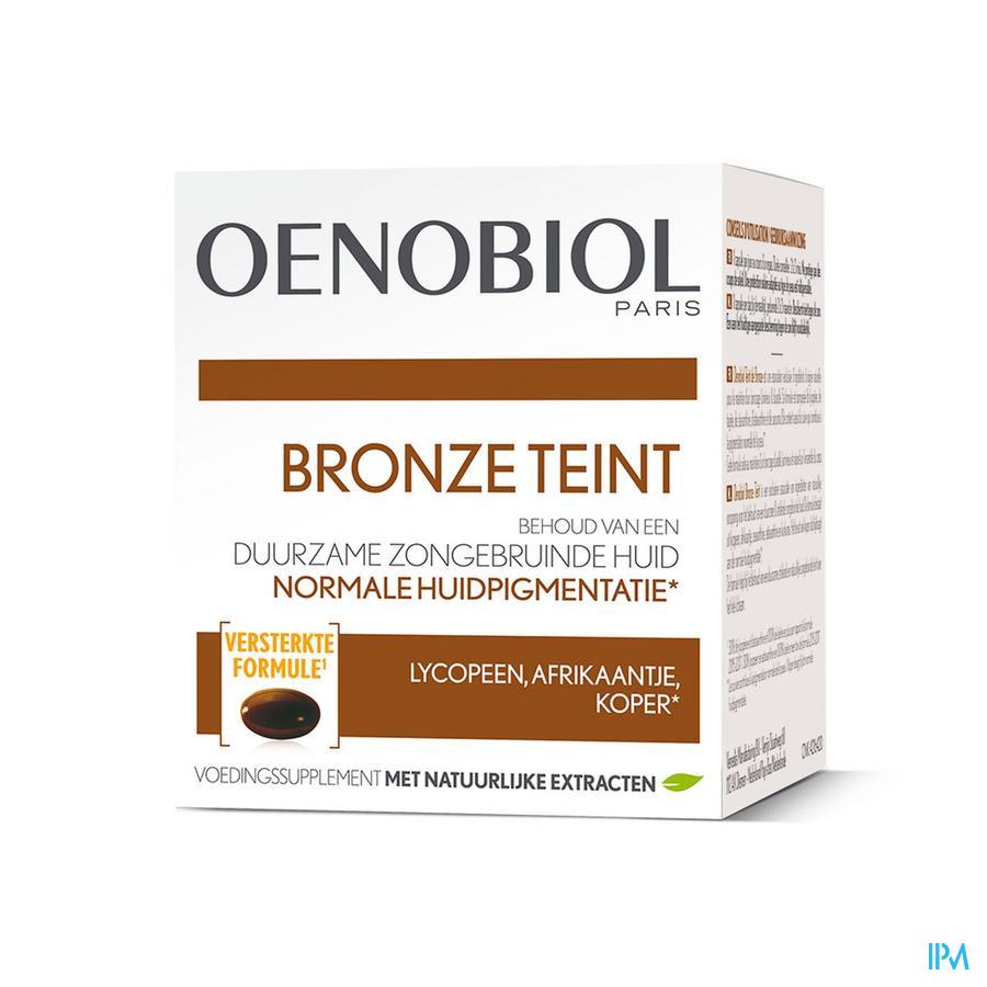 Oenobiol Teint Bronze Caps 30