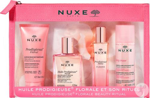 Nuxe Trousse Decouvert Florale 4prod 2021