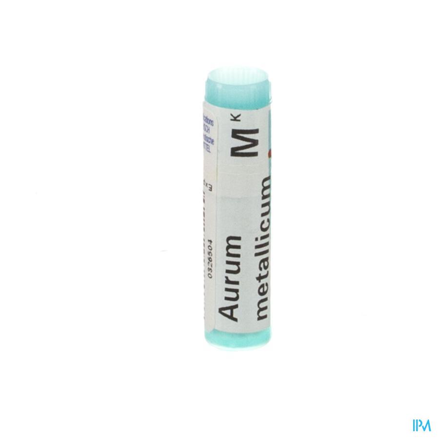 Aurum Metallicum Mk Gl Boiron