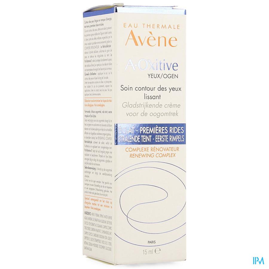 Avene A-oxitive Yeux Fl Pomp 15ml