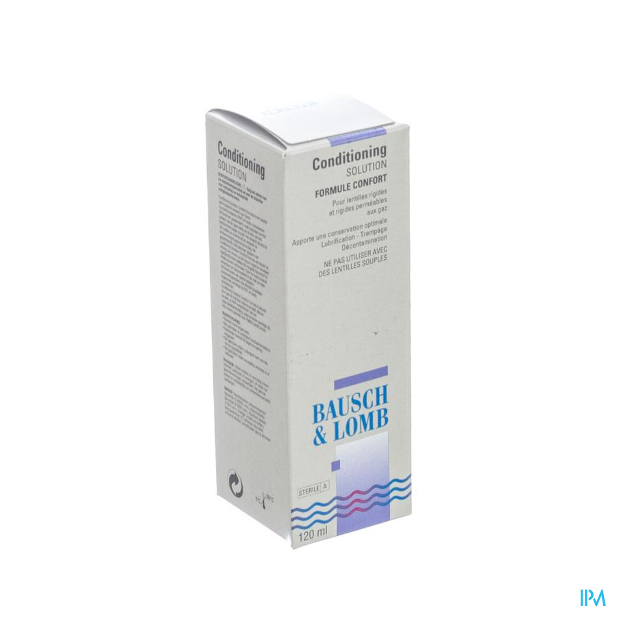 Bausch Lomb H Conditioning Solution 120ml