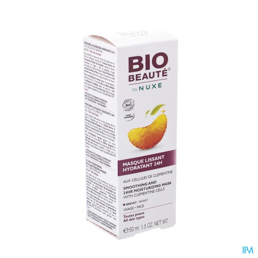 Bio Beaute Masque Lissant Hydra 24h Clement. 50ml