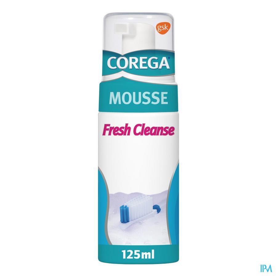 Corega Fresh Cleanse Mousse 125ml