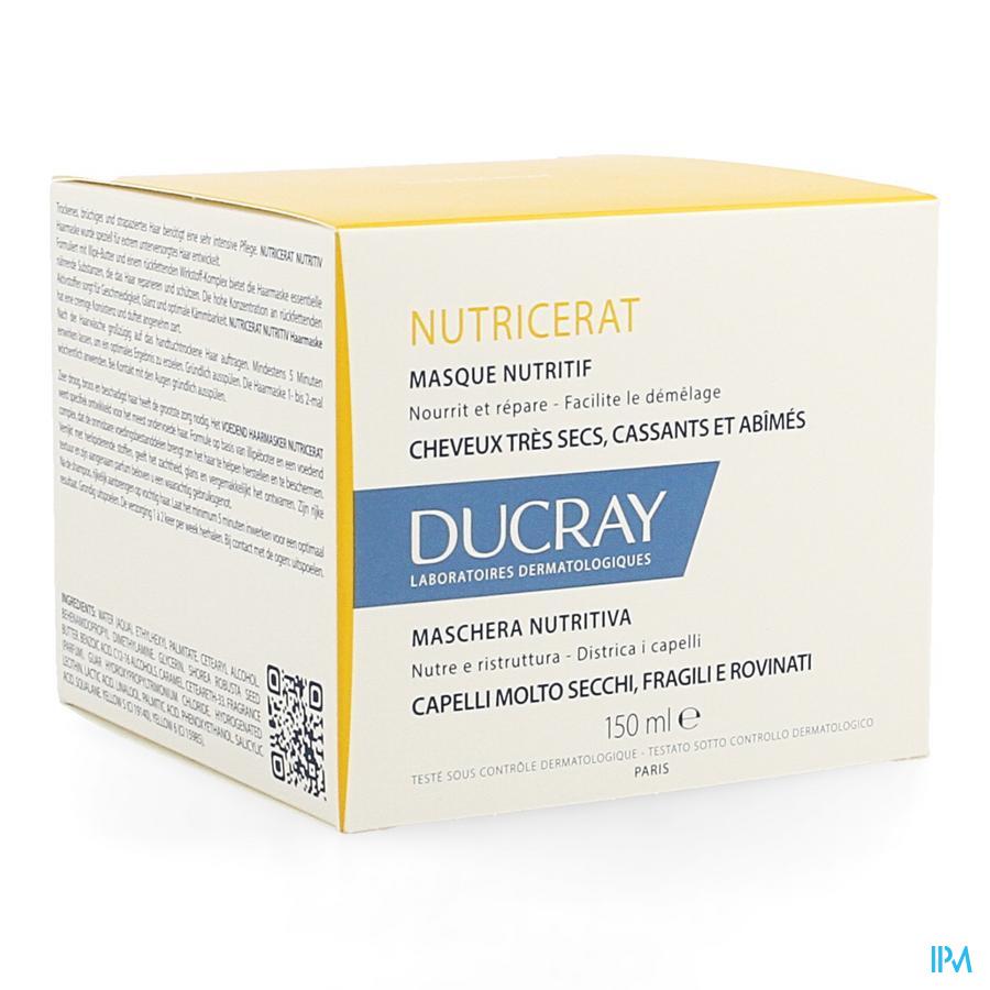Ducray Nutricerat Masque Nf 150ml