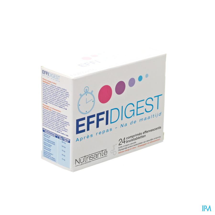 Effidigest Comp Efferv. 24