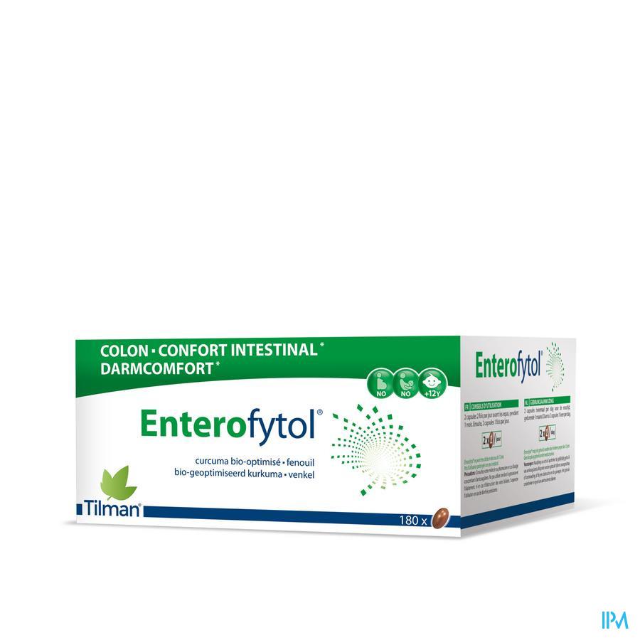 Enterofytol Caps 180