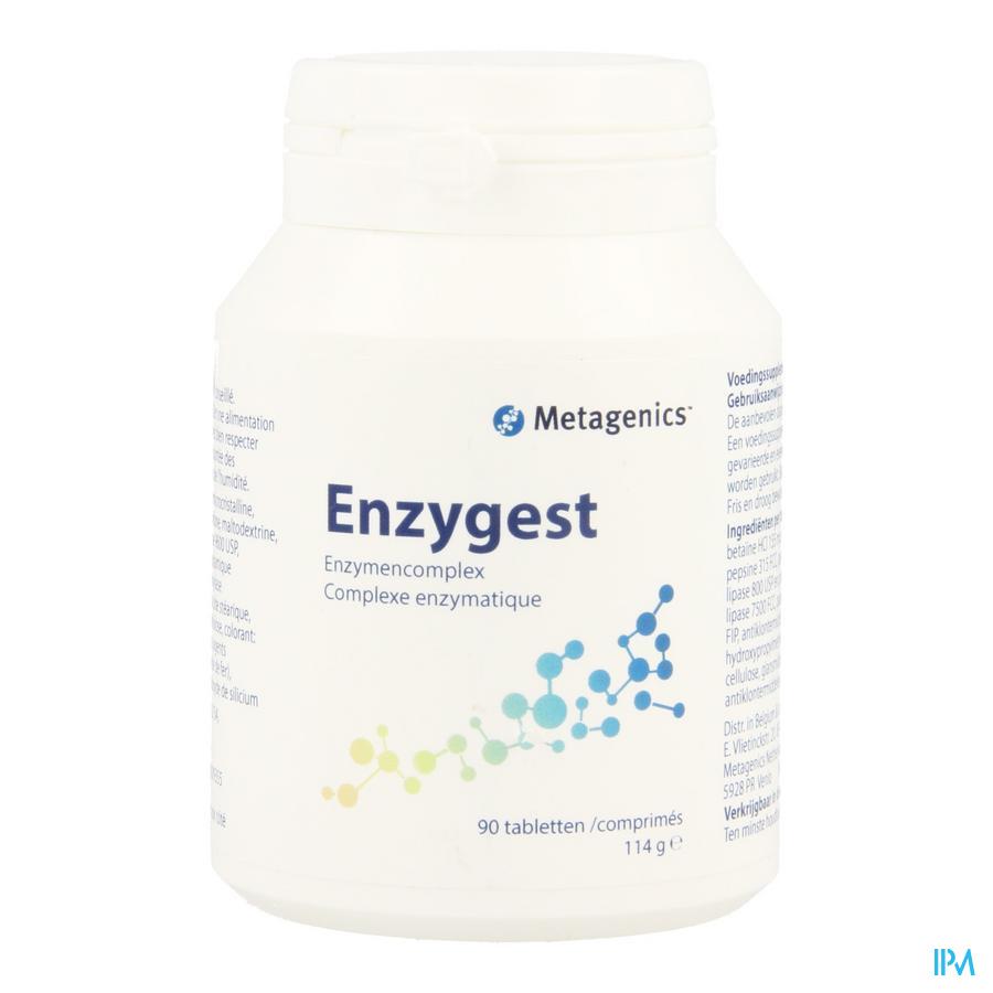 Enzygest Tabl 90 3030 Metagenics
