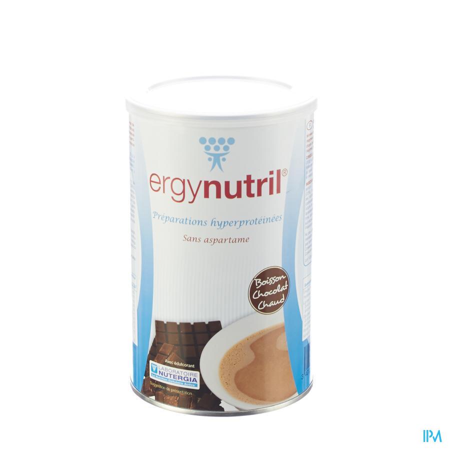 Ergynutril Chocolat Pdr Pot 300g