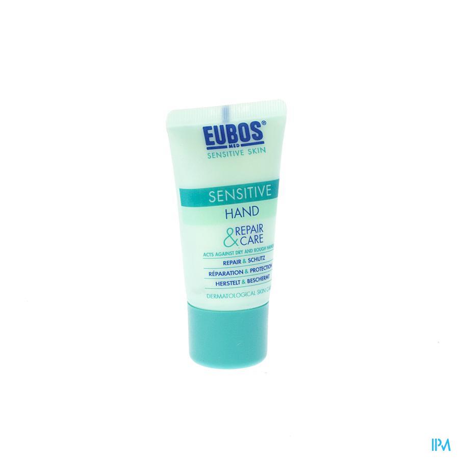 Eubos Sensitive Hand Repair & Care Tube 25ml