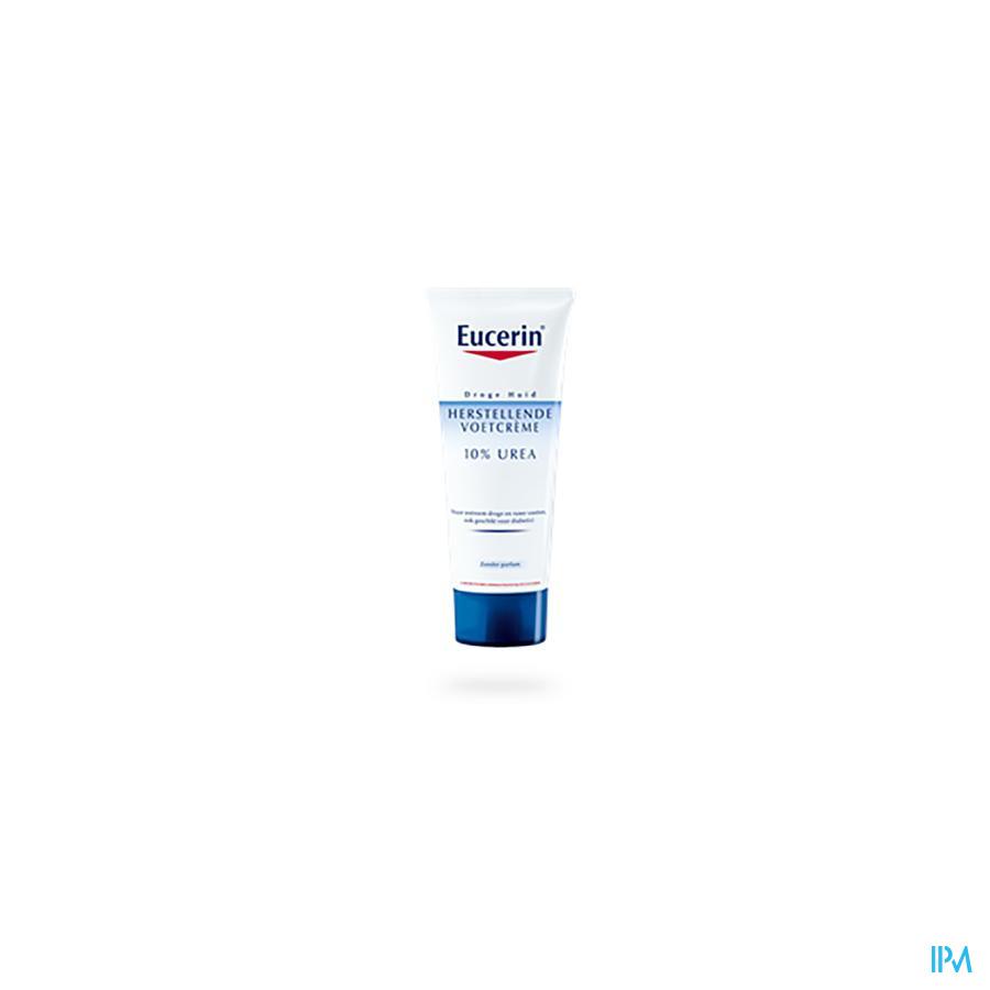 Eucerin Creme Pieds Reparatrice 10% Uree 2x100ml
