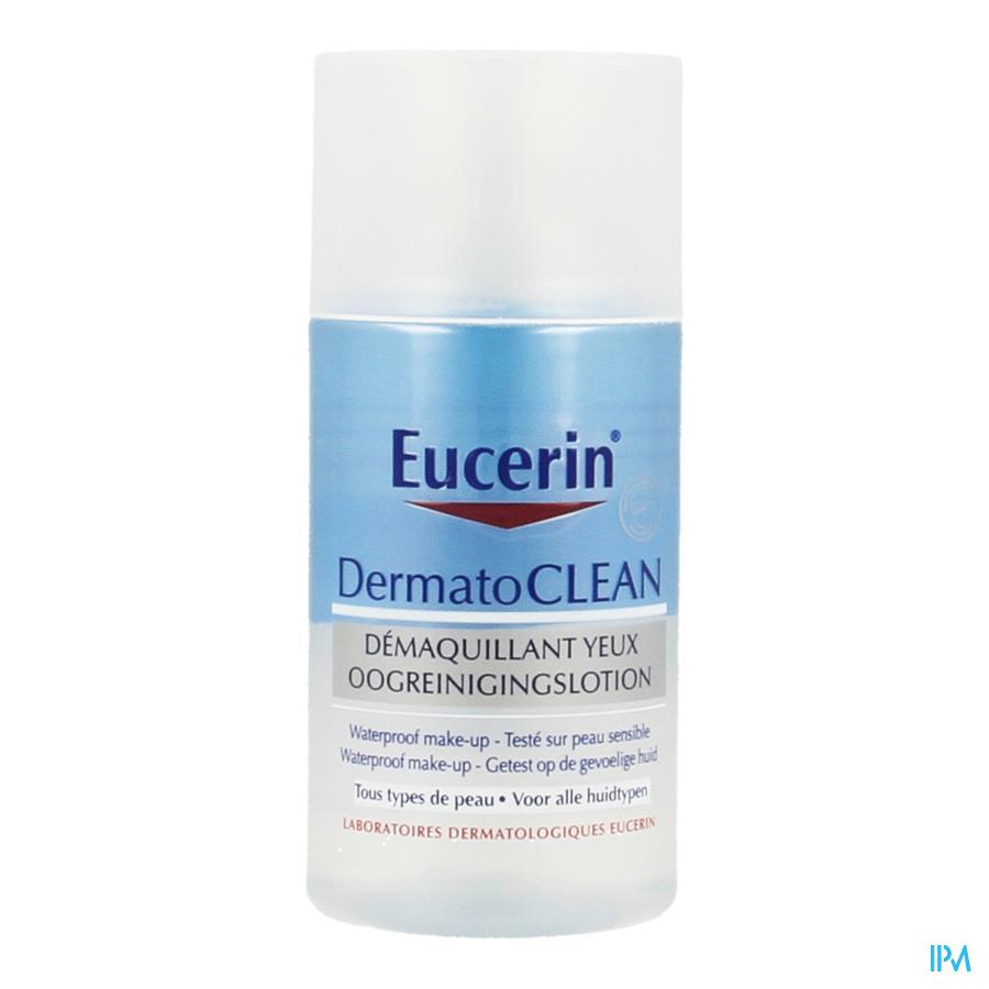 Eucerin Dermatoclean Demaquillant Yeux Wtp 125ml