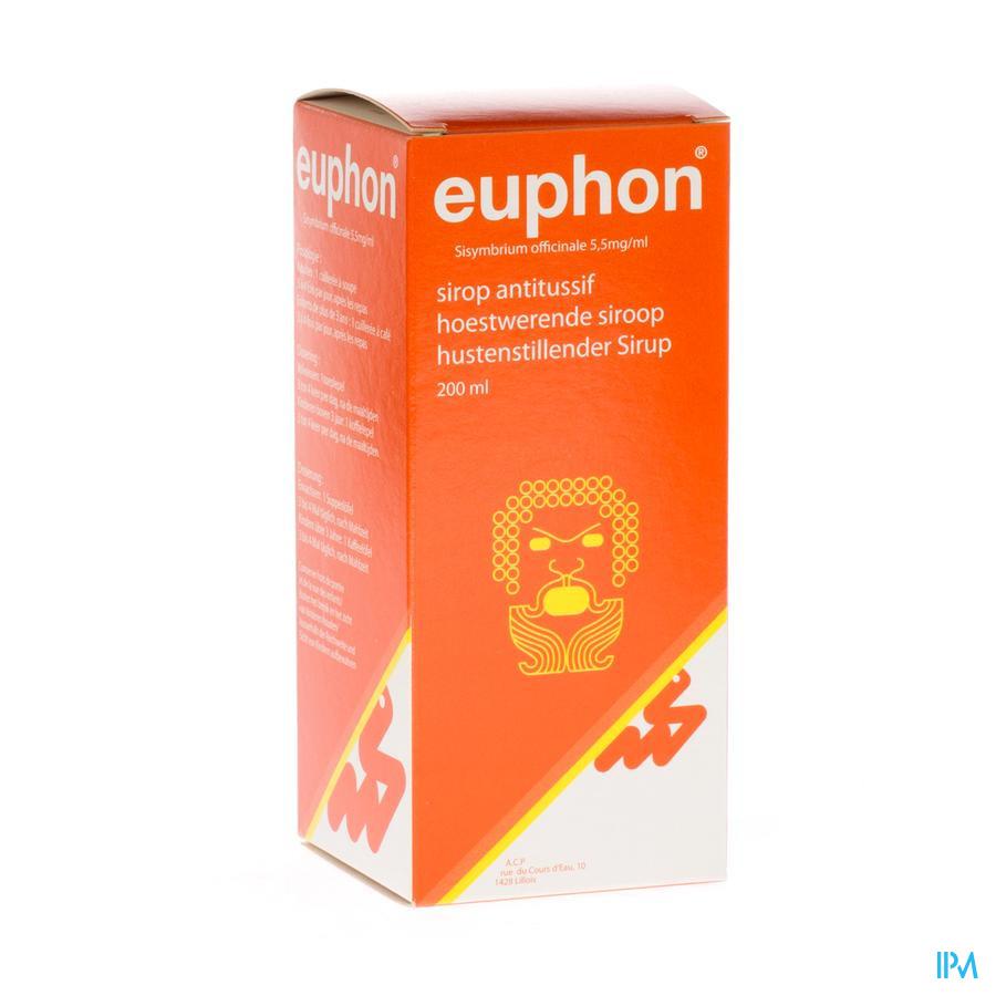 Euphon Sirop 200ml
