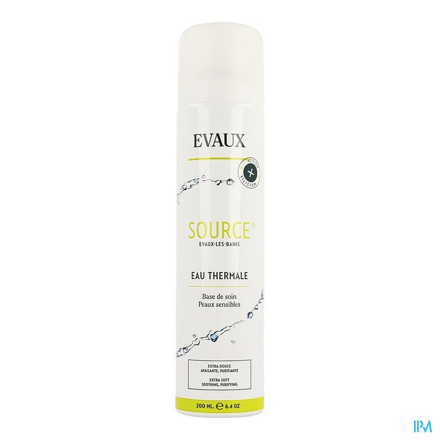 Evaux Source Eau Thermale Spray 200ml