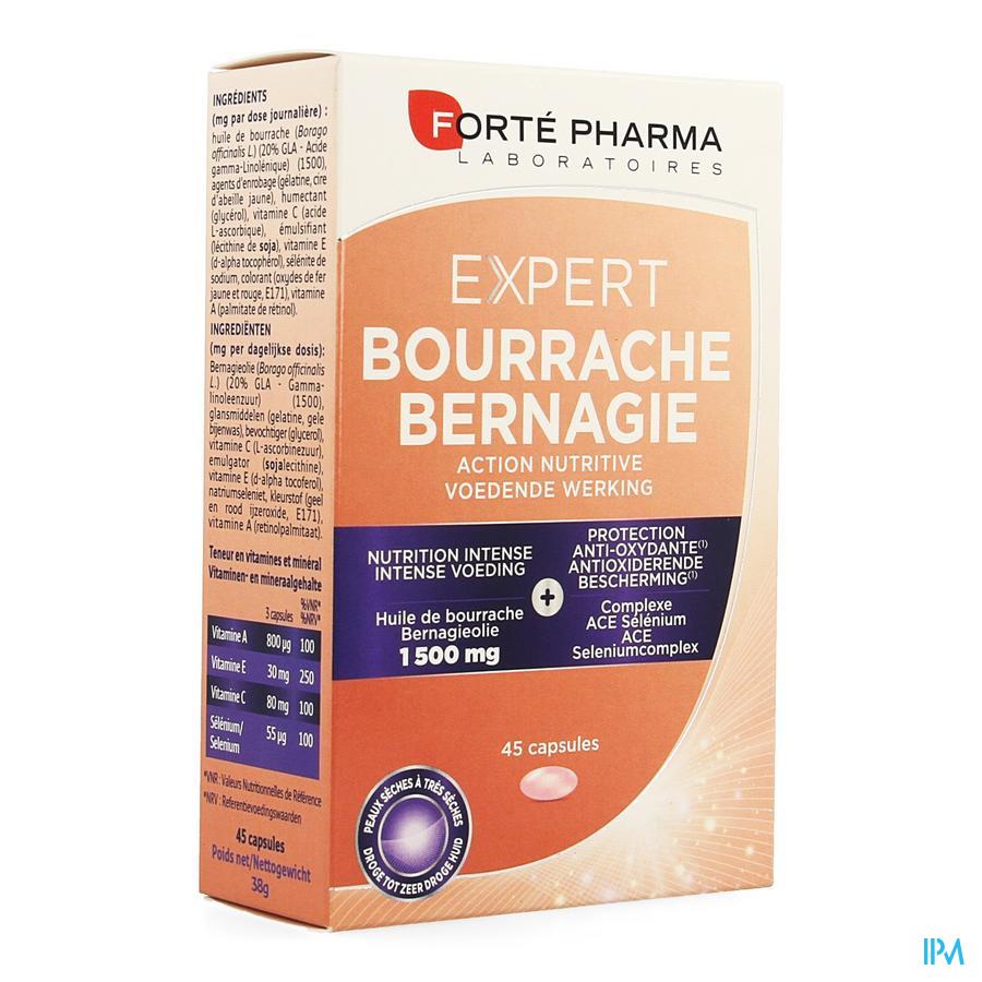 Expert Peau Bourrache Caps 45