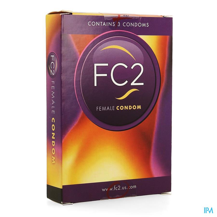 Femidom Preservatifs Femmes 3
