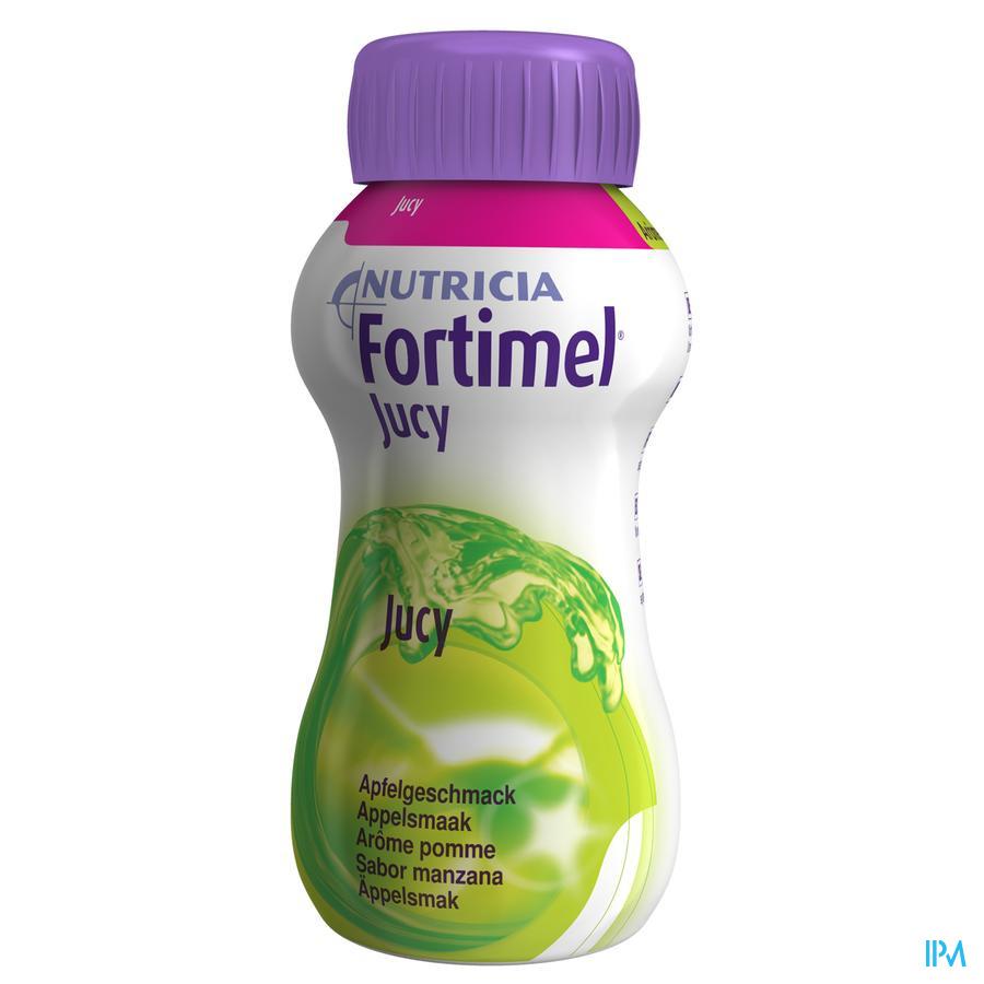 Fortimel Jucy Pomme Cluster 4x200ml 65445