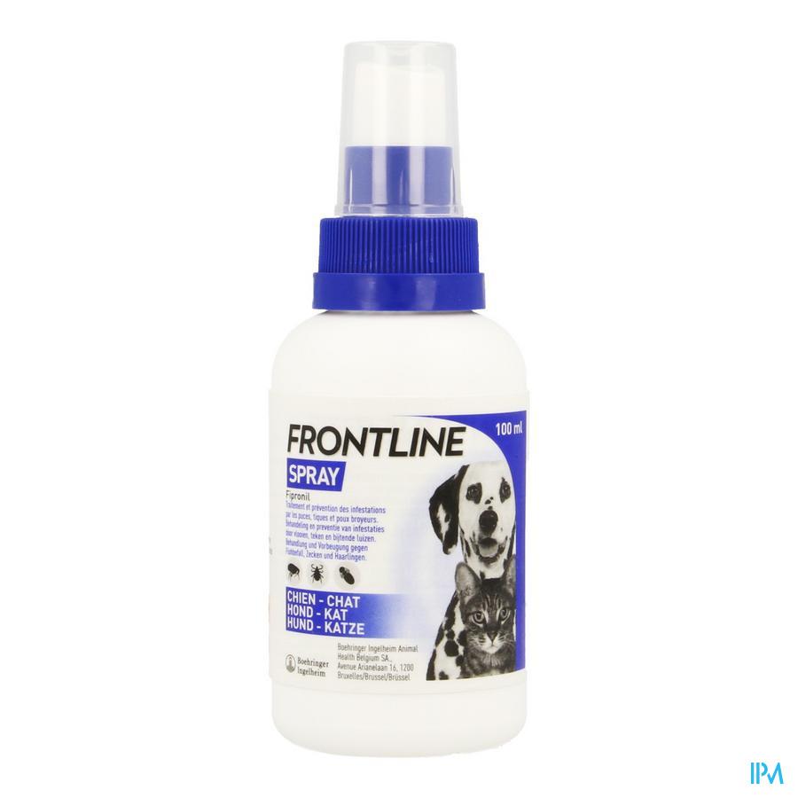 Frontline Spray Fl 100ml