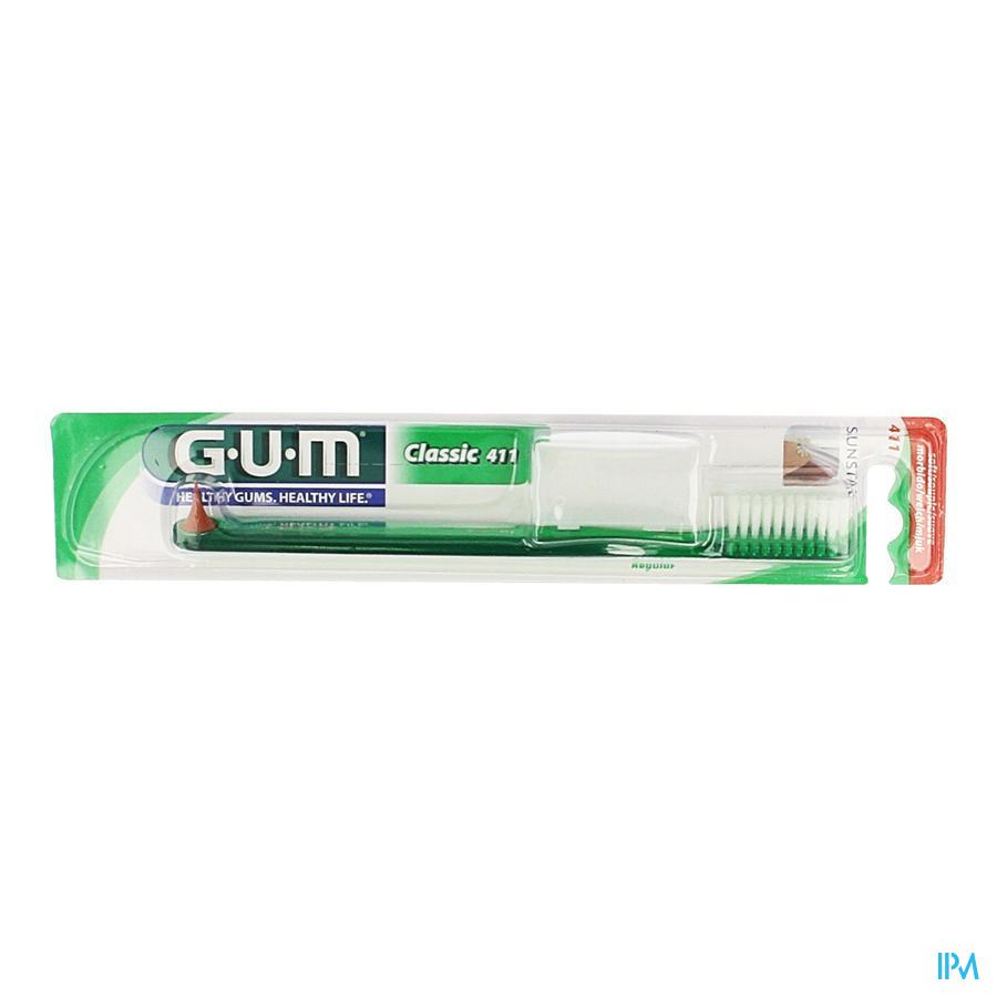 Gum Brosse Classic Ad Grande Tete 411