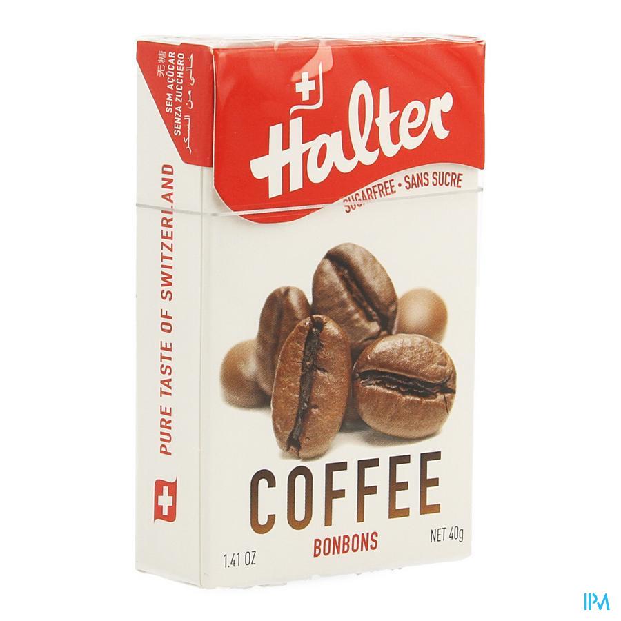 Halter Bonbon Cafe Ss 40g