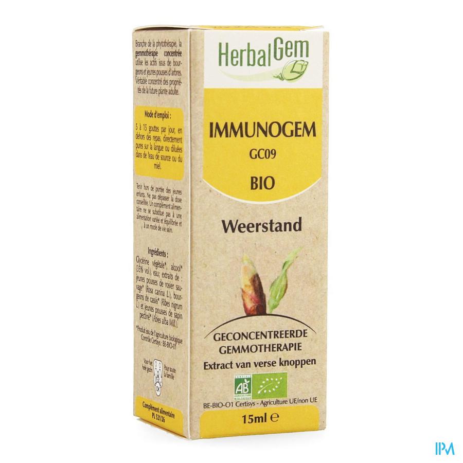 Herbalgem Immunogem Complex 15ml