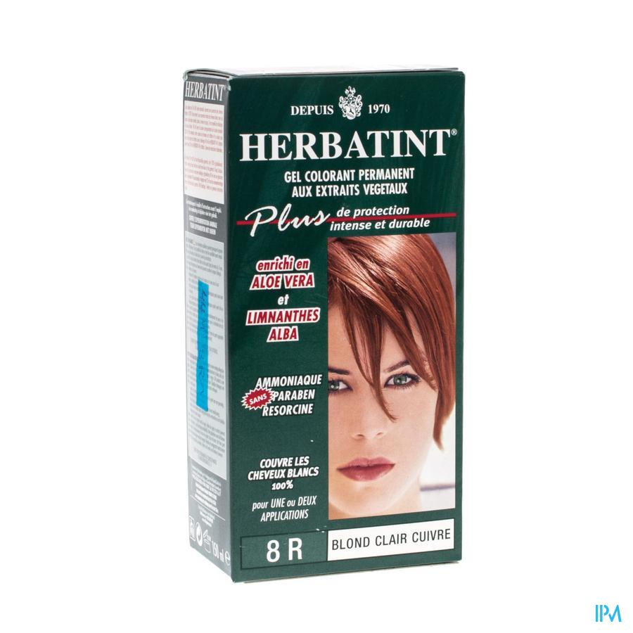 Herbatint Blond Clair Cuivre 8r