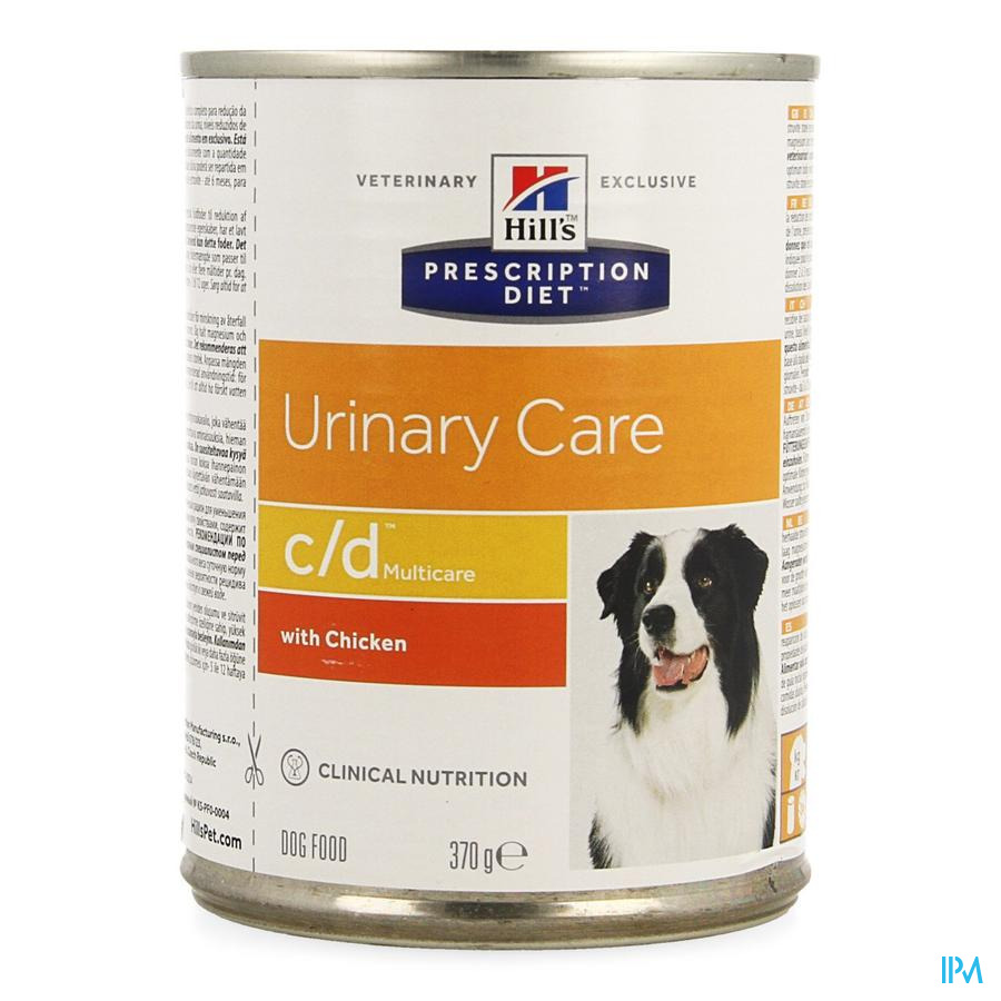 Hills Prescrip.diet Canine Cd 370g 8001u
