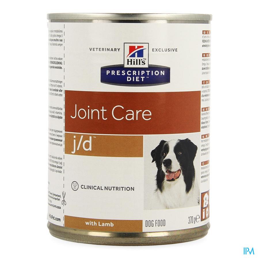 Hills Prescrip.diet Canine Jd 370g 8009u