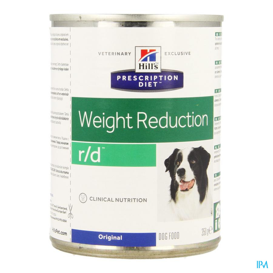 Hills Prescrip.diet Canine Rd 350g 8014u