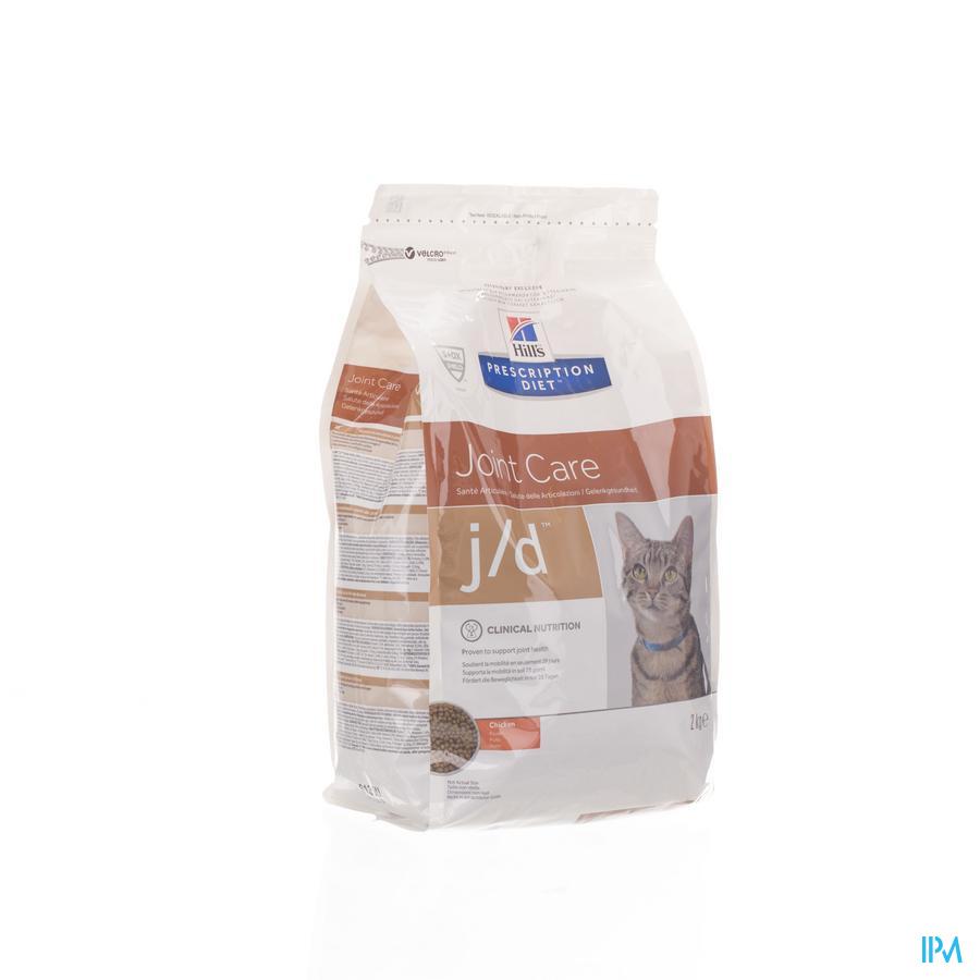 Hills Prescrip.diet Feline Jd 2kg 6135u