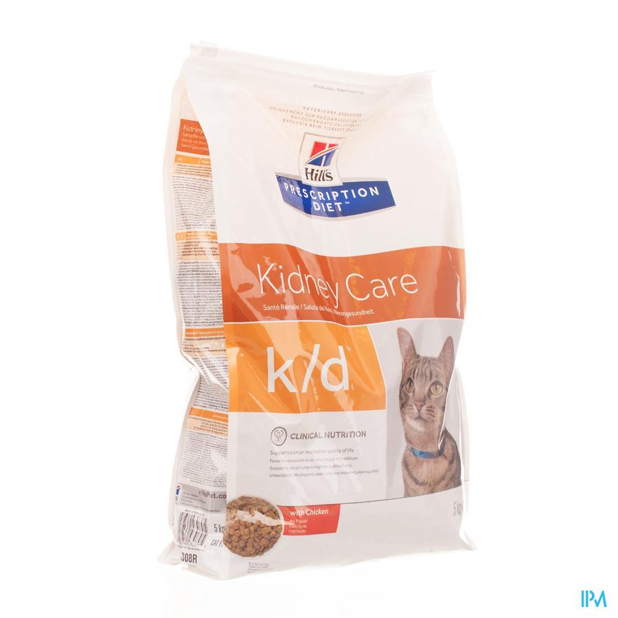 Hills Prescrip.diet Feline Kd 5kg 4308r