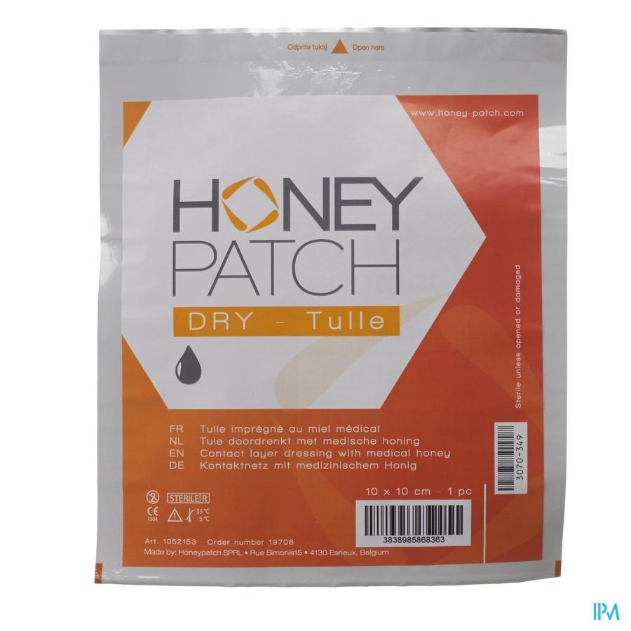 Honeypatch Dry Pans Ster 10x10cm 1 1052153