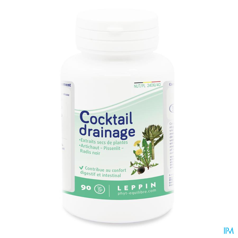 Leppin Cocktail Drainage Gel 90