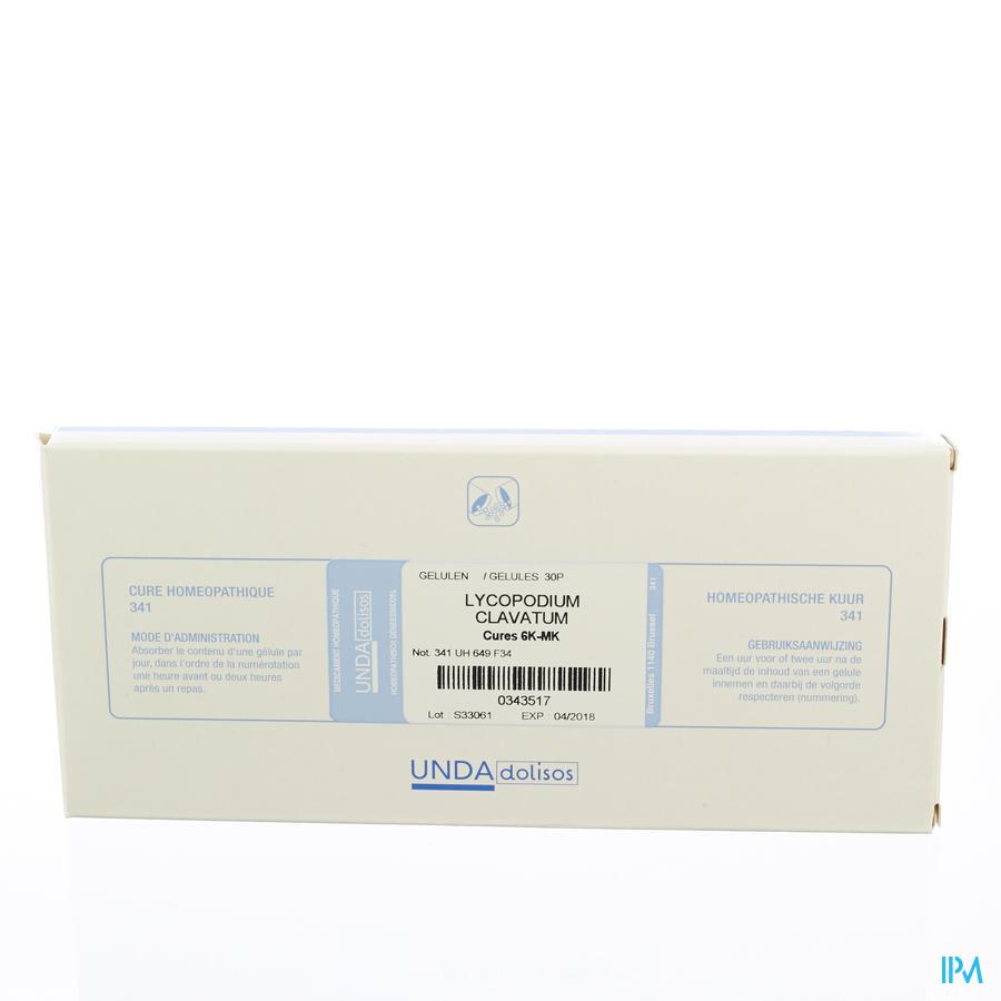 Lycopodium Clavatum Cure 6k-mk Boiron