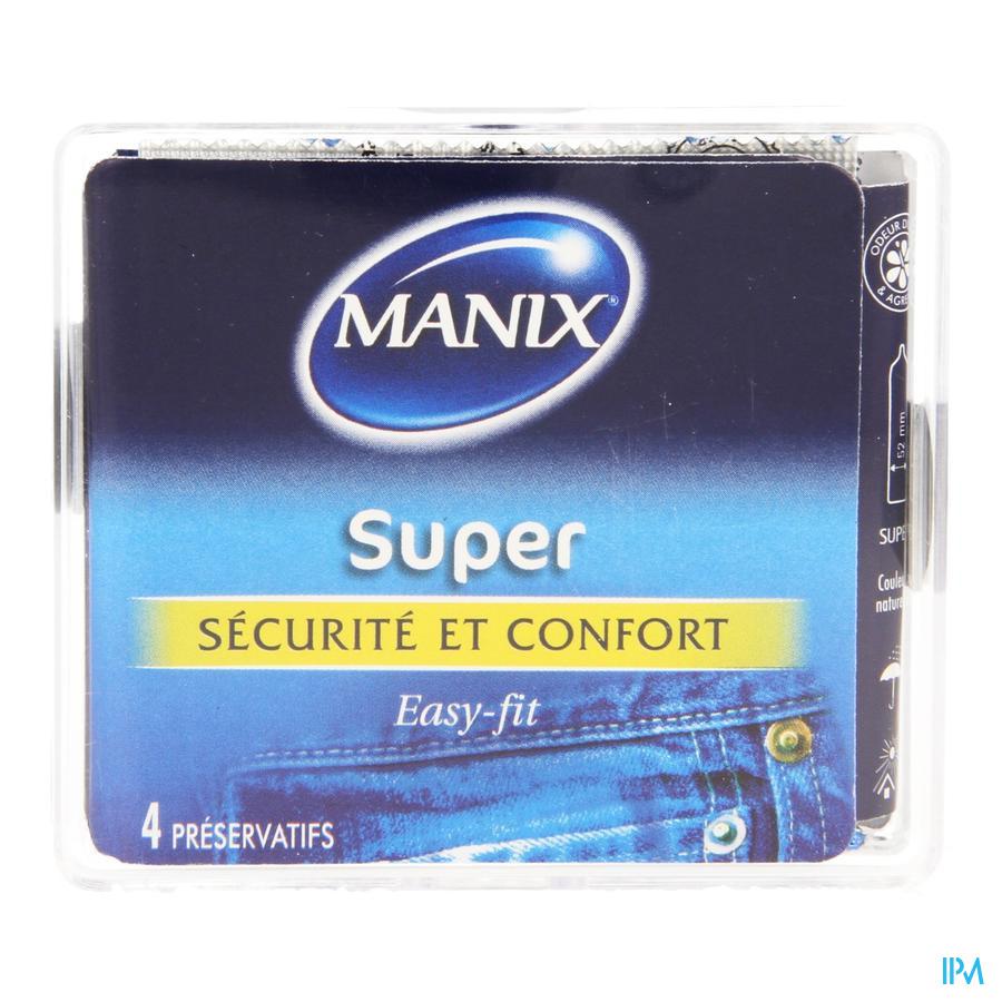 Manix Super Preservatifs 4