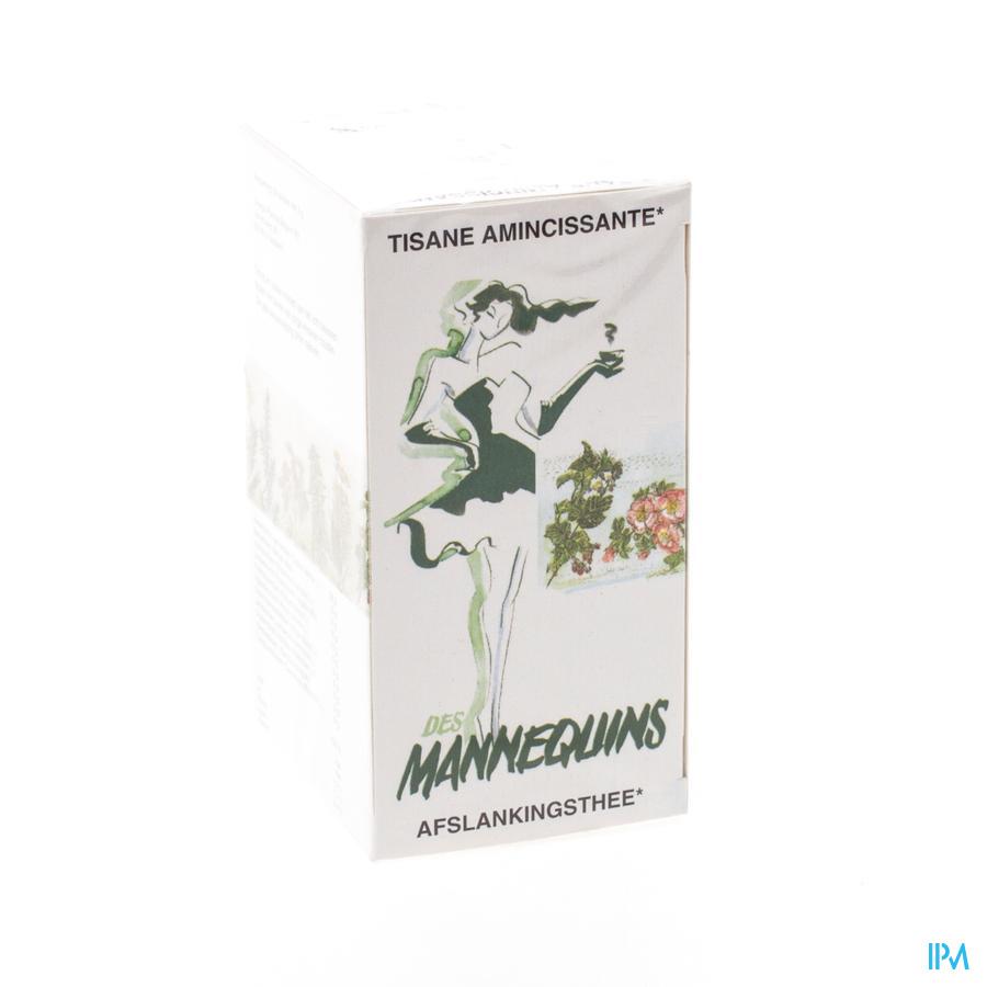 Mannequin Tisane Mincir 20x2g
