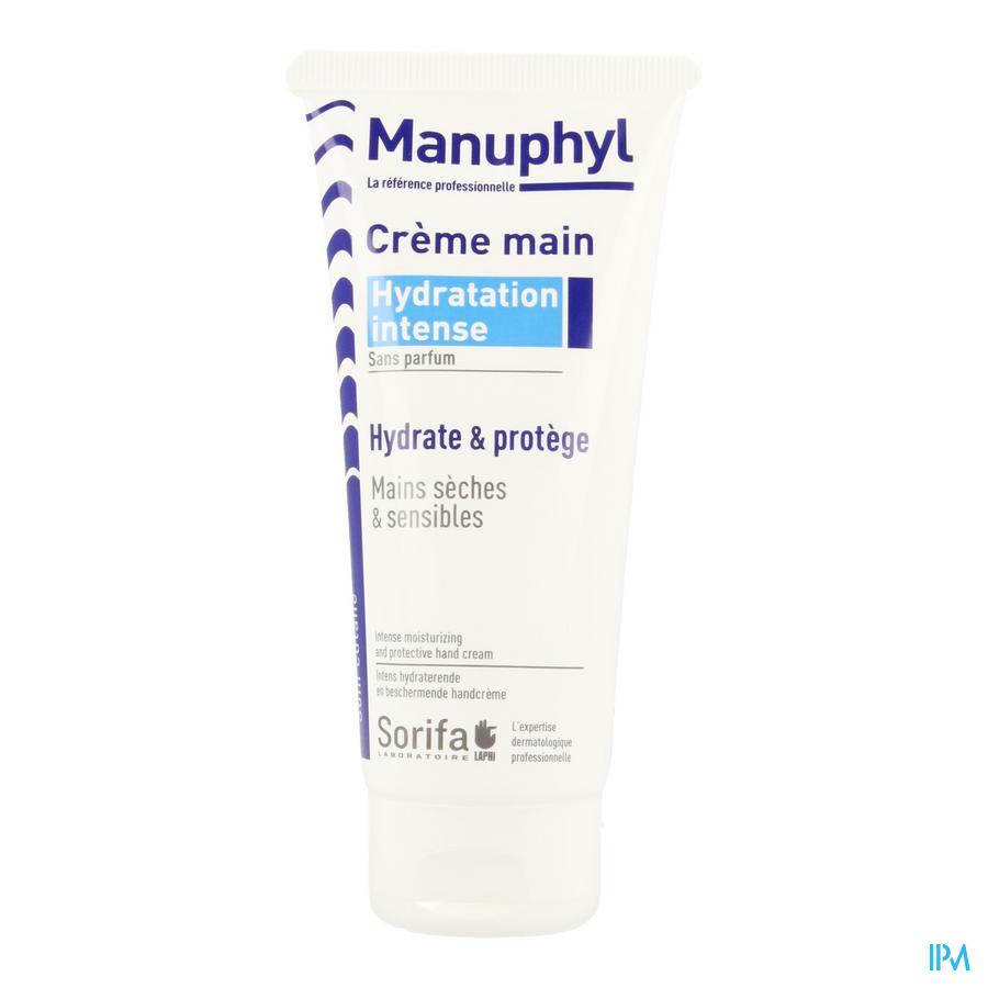 Manuphyl Creme Mains Regeneration Tube 100ml