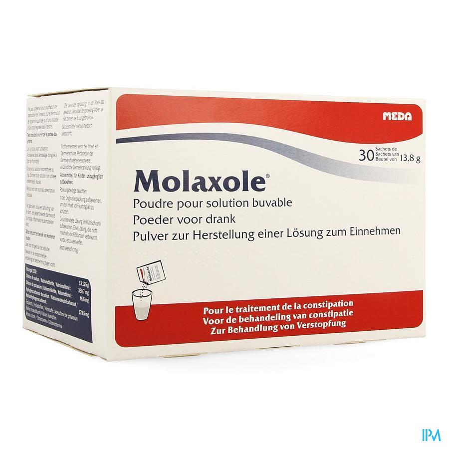 Molaxole Sachets 30 X 13,8g