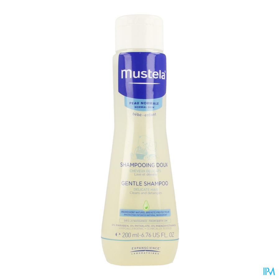 Mustela Pn Shampooing Doux 200ml