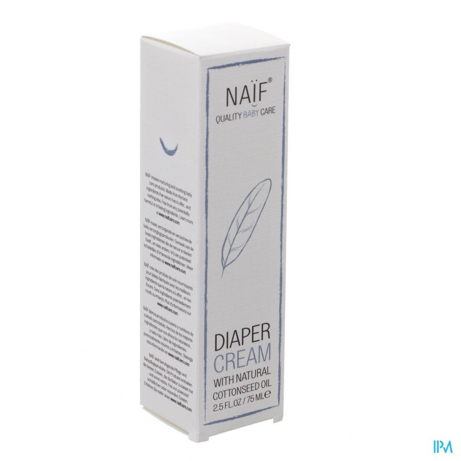 Naif Creme Change Bebe 75ml