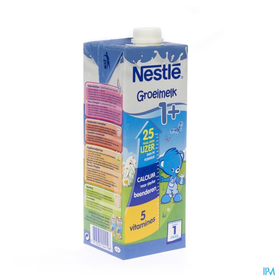 Nestle Lait Croissance 1+ Tetra 1l