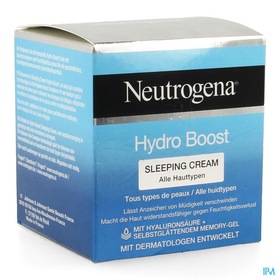 Neutrogena Hydroboost Masque Nuit 50ml