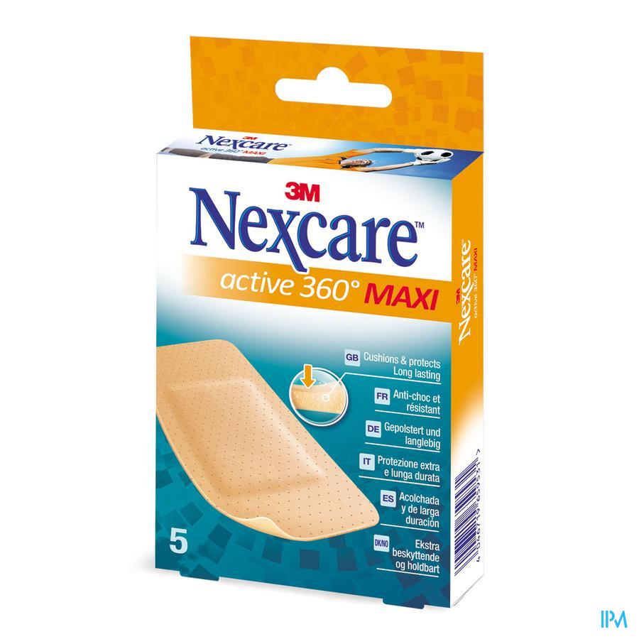 Nexcare 3m Active Strip 360 Maxi 5