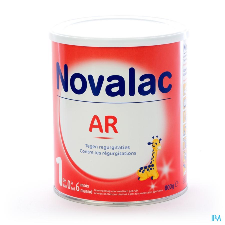 Novalac Ar 1 Pdr 800g