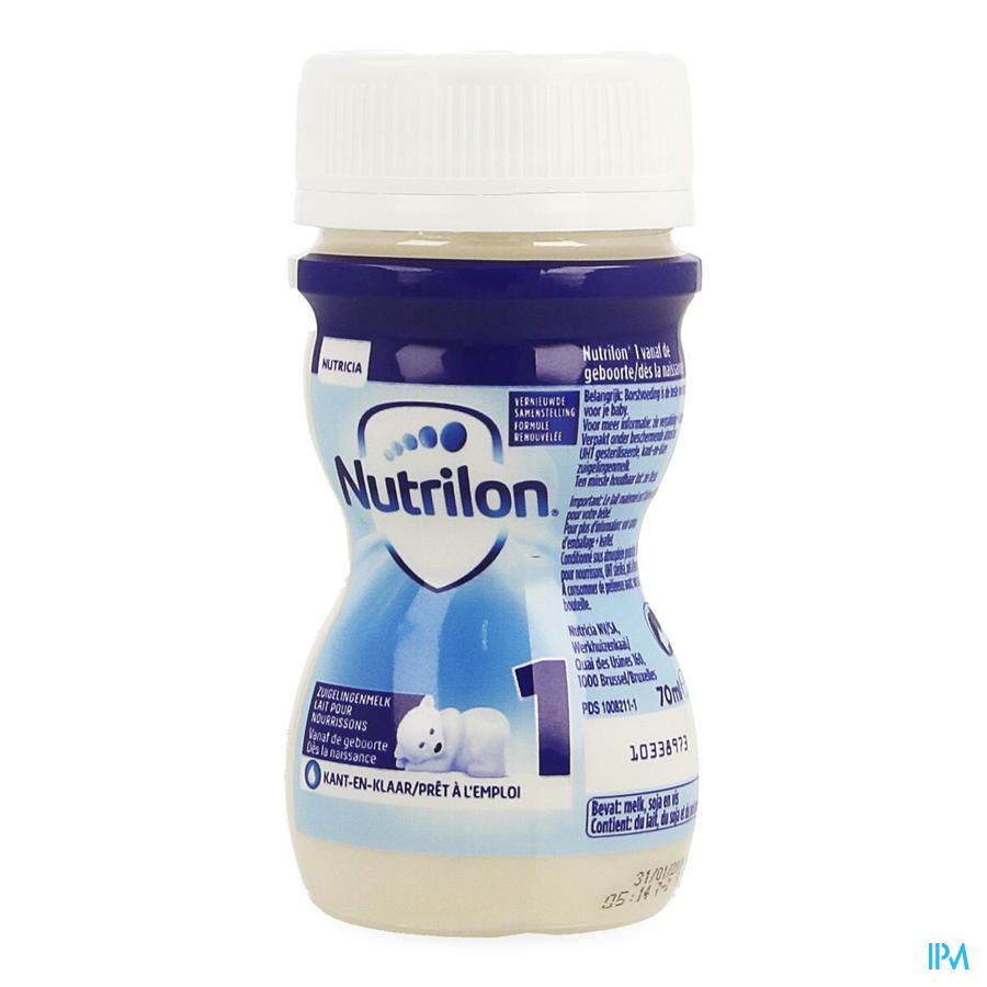 Nutrilon 1 Mini Biberon 1x70ml