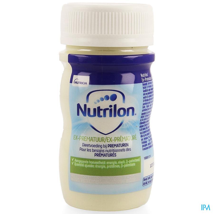 Nutrilon Ex-premature 1x90ml