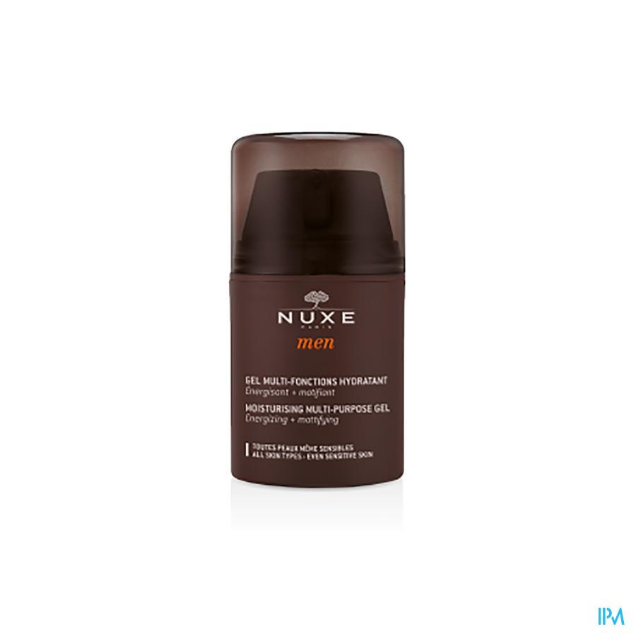 Nuxe Men Gel Hydratant Multi Fonct. Fl Pompe 50ml