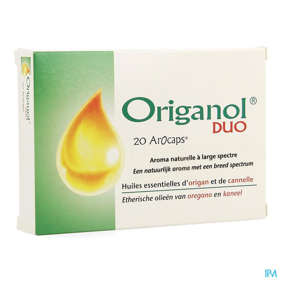 Origanol Duo Arocaps 20